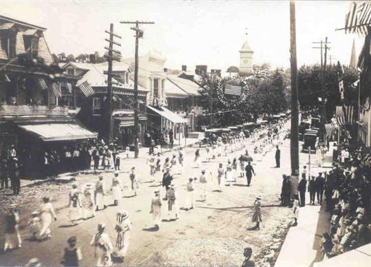 History of Boonsboro