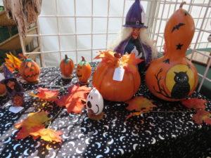 Boonesborough Days, gourd crafts