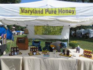 Boonesborough Days, Maryland Pure Honey