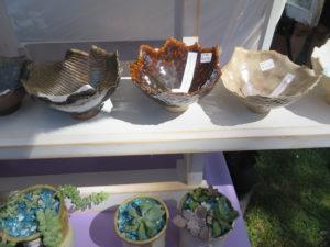 Boonesborough Days, Pottery