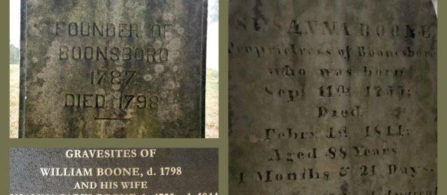 Boonsboro Reflections: Historic Gravesites