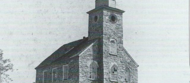 Boonsboro Reflections: The Salem Church Served Lutheran & Reformed Congregations