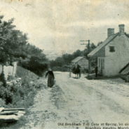 Boonsboro Reflections: The National Road Joins Baltimore & the Western Settlements