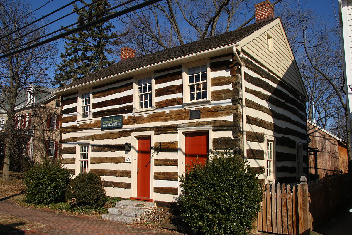 Boonsboro Reflections: The Bowman House