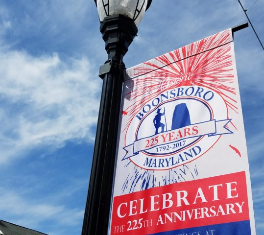 Boonsboro's 225th Anniversary Featured on Focus on the 4State