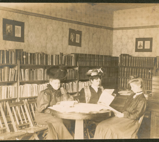 Boonsboro Reflections: Boonsboro's First Library