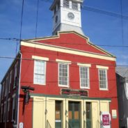 Boonsboro Reflections: Odd Fellows Hall
