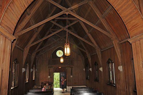 Boonsboro Reflections: Dahlgren Chapel