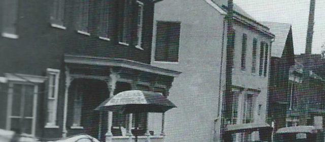 Boonsboro Reflections: Colonel French's Narrow Escape (and Lost Dessert)