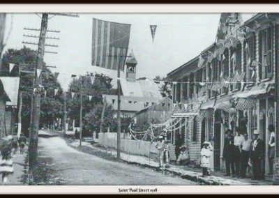 Independence Day 1918, St Paul St