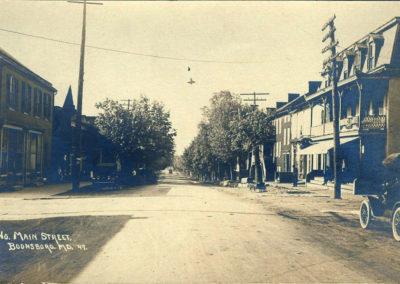 North Main St, 1947