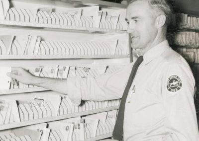 Glen Haynes Post Office