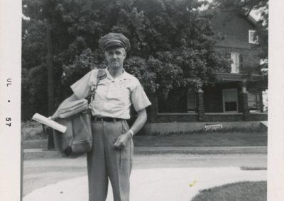Glenn Haynes, post office