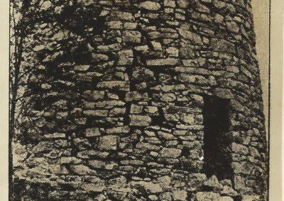 Washington Monument postcard #2 from Darce