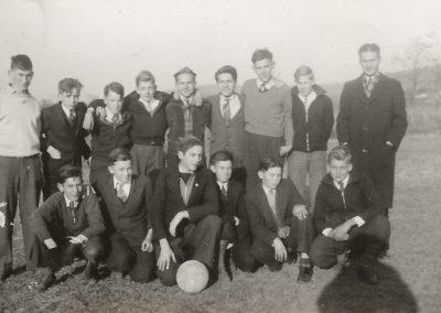 Boonsboro High School Boys Varsity Soccer team