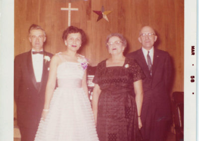 Wedding of Glen and Charlotte Haynes