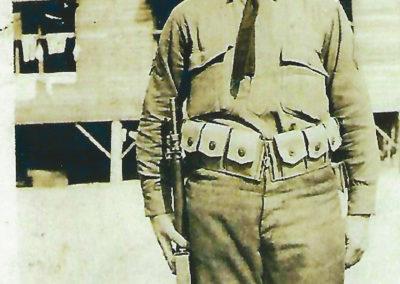 John Clopper, World War I, for whom American Legion Post was named