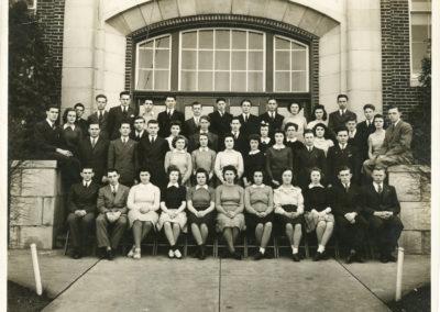 Graduating Class of B.H.S.  1943