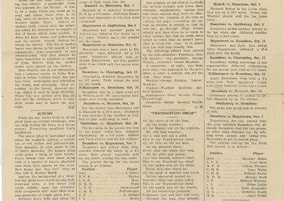 Page 3  The Star of Boonsboro High School November 1929 issue