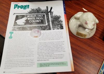 White Frog Farm
